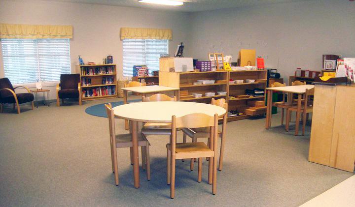 Upper-Classroom